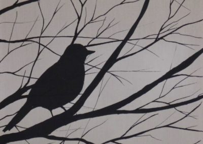 Birds silhouettes 2